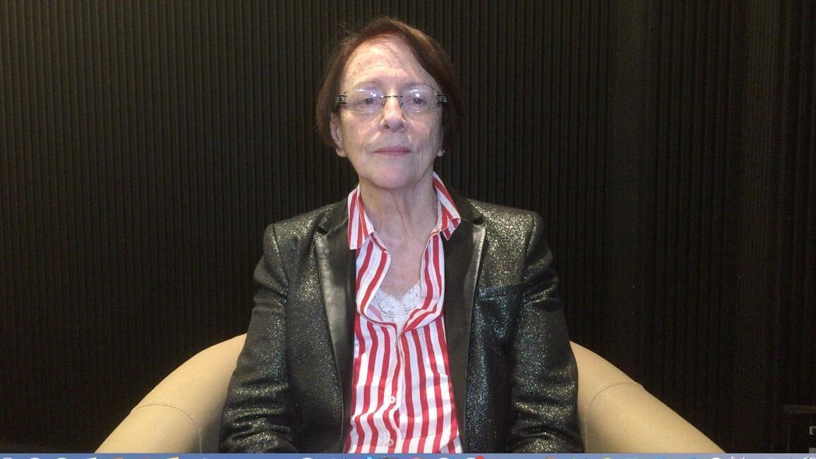 Jackie Buet, cofondatrice et directrice du Festival de Films de Femmes de Créteil.