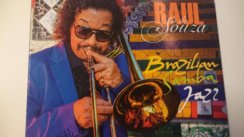Trombonista Raul de Souza