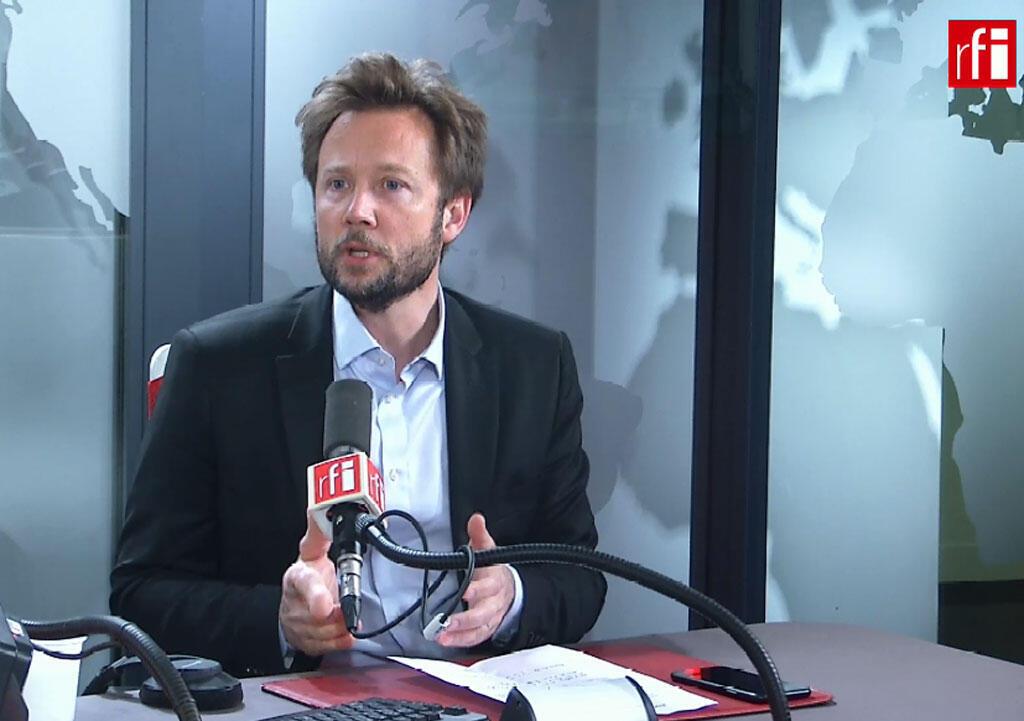 Boris Vallaud, député socialiste lors de l'invité du matin du 6 mars 2019 sur RFI.