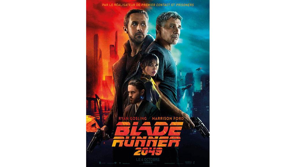 Affiche film «Blade Runner 2049».
