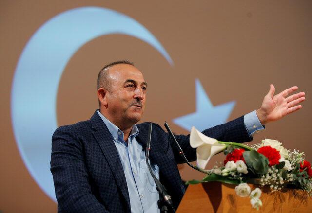 Глава турецкой дипломатии Мевлют Чавушоглу