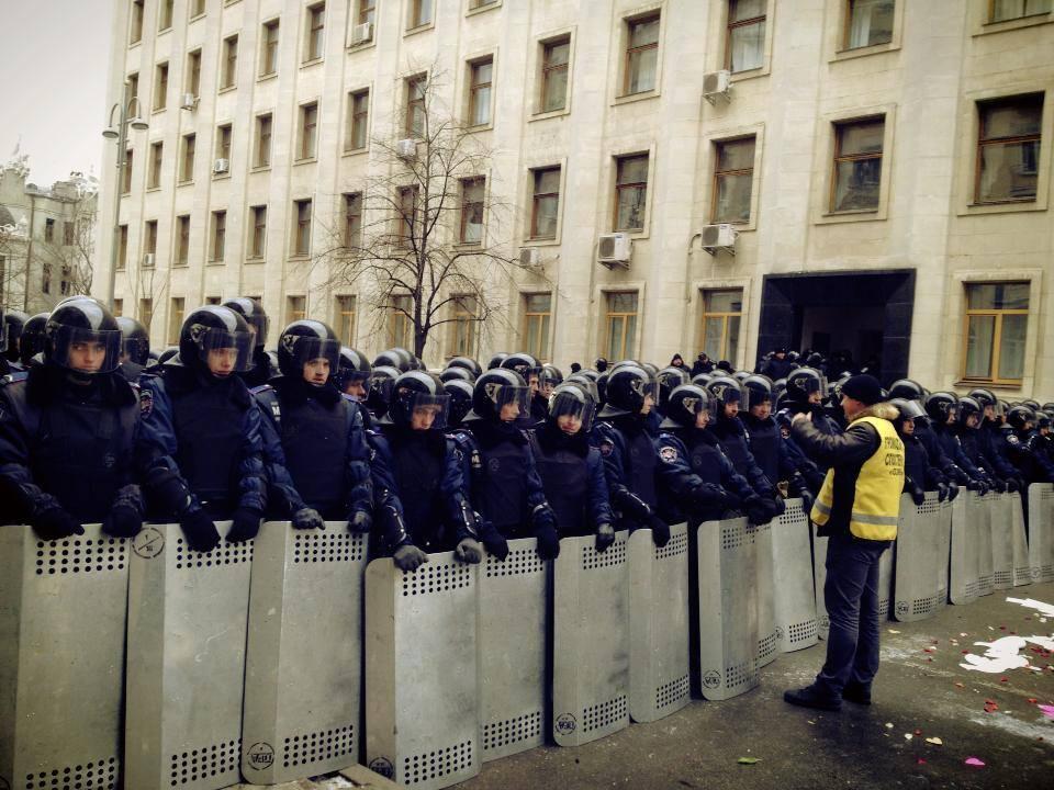 """Беларусы на """"Евромайдане"""""""
