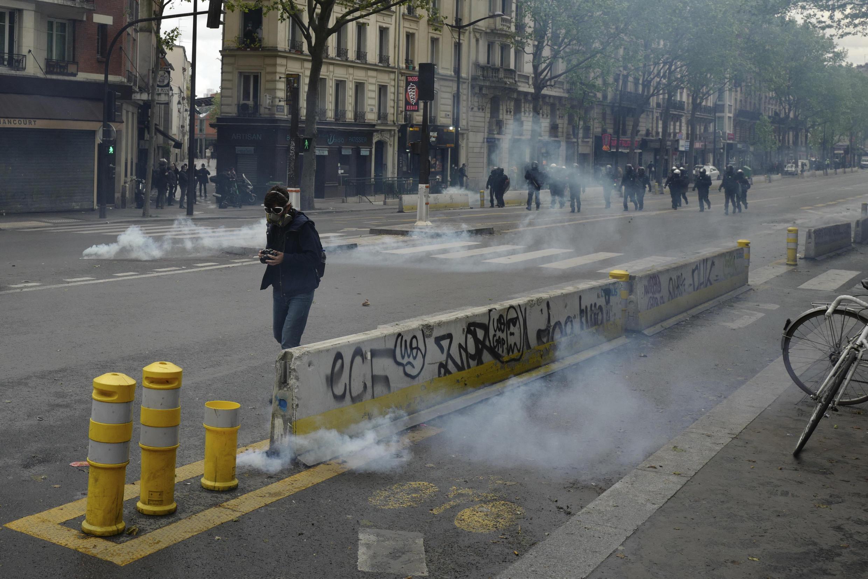 Париж 15 мая 2021.