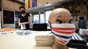 The world's chicest coroanvirus masks? French opera and ballet costume makers are helping boost supplies