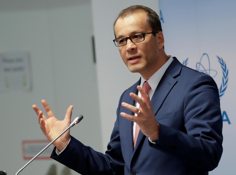 «کرنل فروتا»، مدیر کل موقت آژانس بینالمللی انرژی اتمی