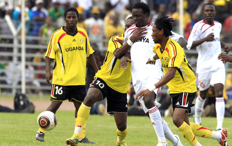 Uganda yashiriki michezo mbalimbali Afrika.
