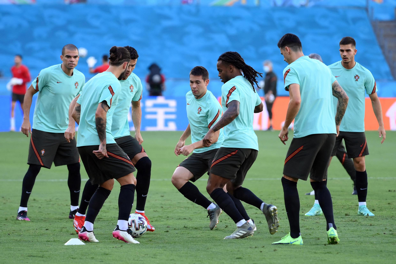 Renato Sanches - Portugal - Futebol - Desporto - UEFA - Euro 2020 - Sevilha - Selecção Portuguesa