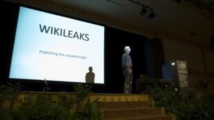 Le fondateur de WikiLeaks, Julian Assange.