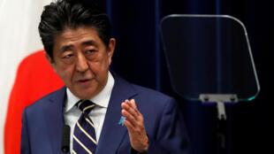 Japon - Shinzo Abe