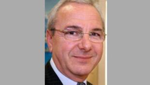 Le ministre français chargé des Affaires européennes, Jean Leonetti.