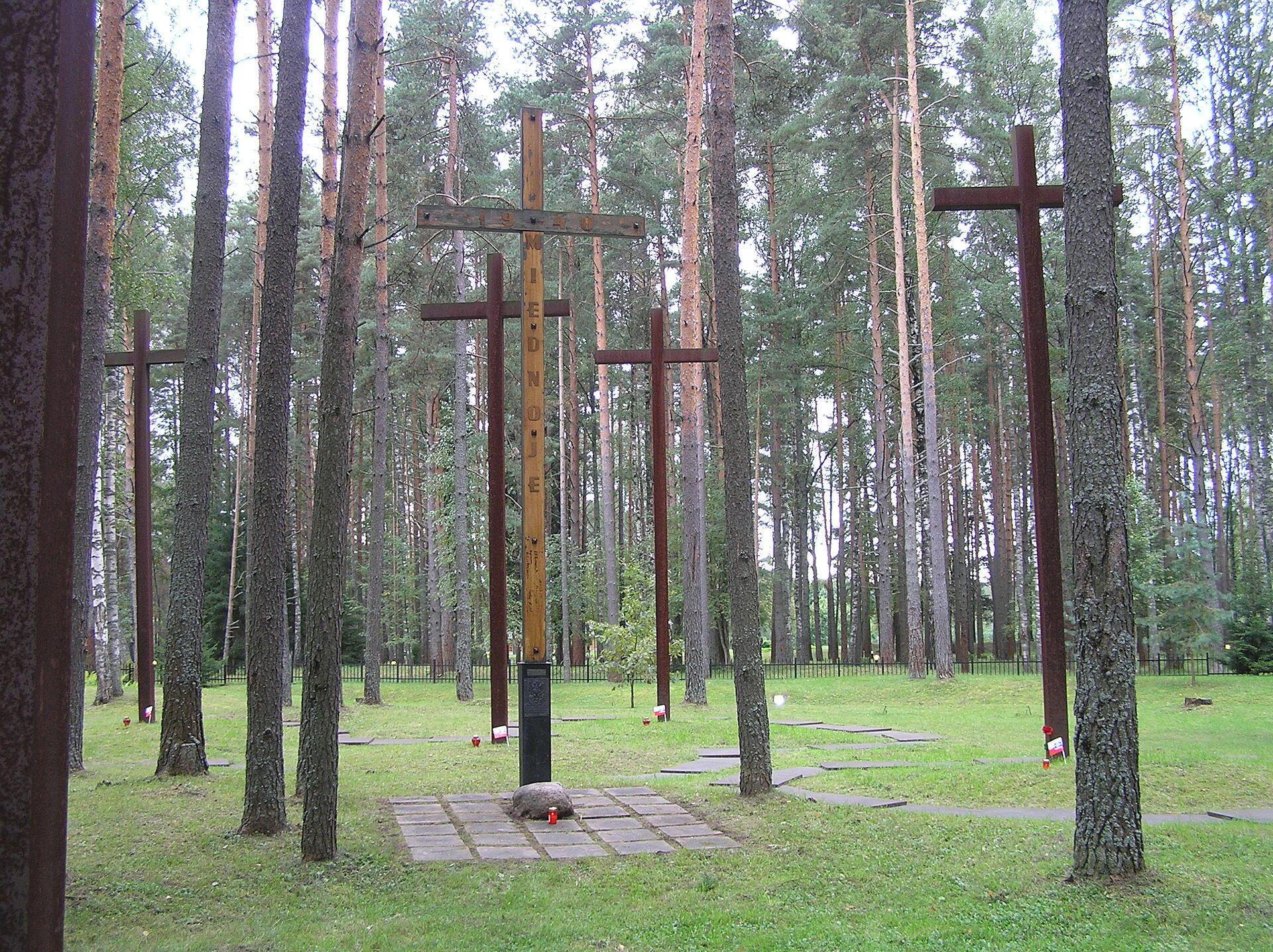 Мемориальный комплекс «Медное» в Тверской области