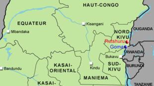La Monusco et l'armée congolaise ont bombardé des positions militaires du M23 à Rutshuru, dans le Nord-Kivu.