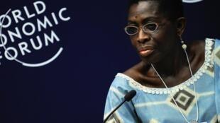 Antoinette Sayeh, directora do Departamento do FMI para África.