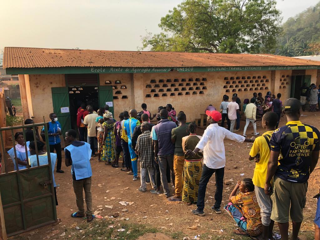 election centrafrique