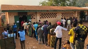 election centrafrique