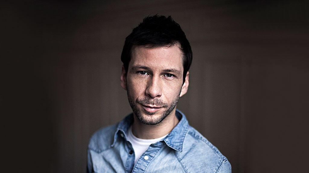 Le chanteur français Alex Beaupain.