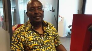 Esdras Ndikumana.