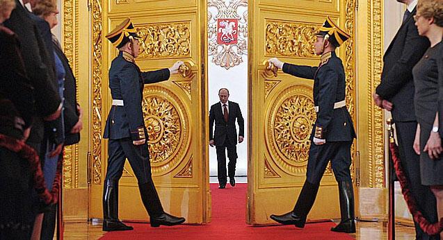 俄羅斯總統弗拉基米爾-普京