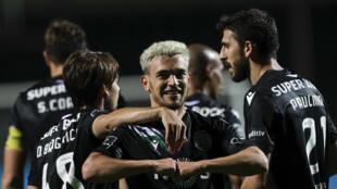 Pedro Gonçalves - Sporting CP - Liga Portuguesa - Sporting Clube de Portugal - Portugal - Futebol - Football - Desporto