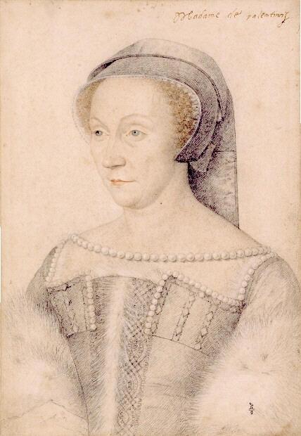 亨利二世的情人戴安娜
