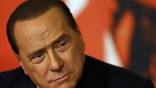 Tsohon Firaministan Italia, Silvio Berlusconi