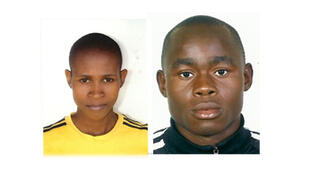 Phumlile Ndzinisa et Sibusiso Matsenjwa, deux jeunes athlètes du Swaziland,  venus de ce tout petit pays d'Afrique australe, participent au nom de l'universalité des Jeux.
