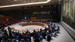 Совет Безопасности ООН по требованию Украины провел заседание по вопросу упрощенной выдаче российских паспортов жителям Донбасса
