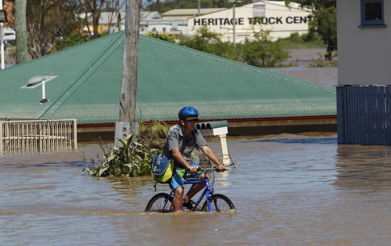 Enchentes na Austrália já afetaram mais de 200 mil pessoas
