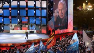 То, насколько громкой оказалась победа Владимира Путина, удивило всех.