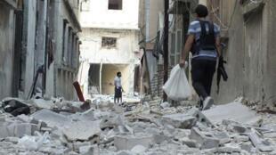 Alors qu'une réunion préparatoire de l'OCI doit se tenir ce lundi 13 août, les combats en Syrie n'ont pas perdu de leur intensité.
