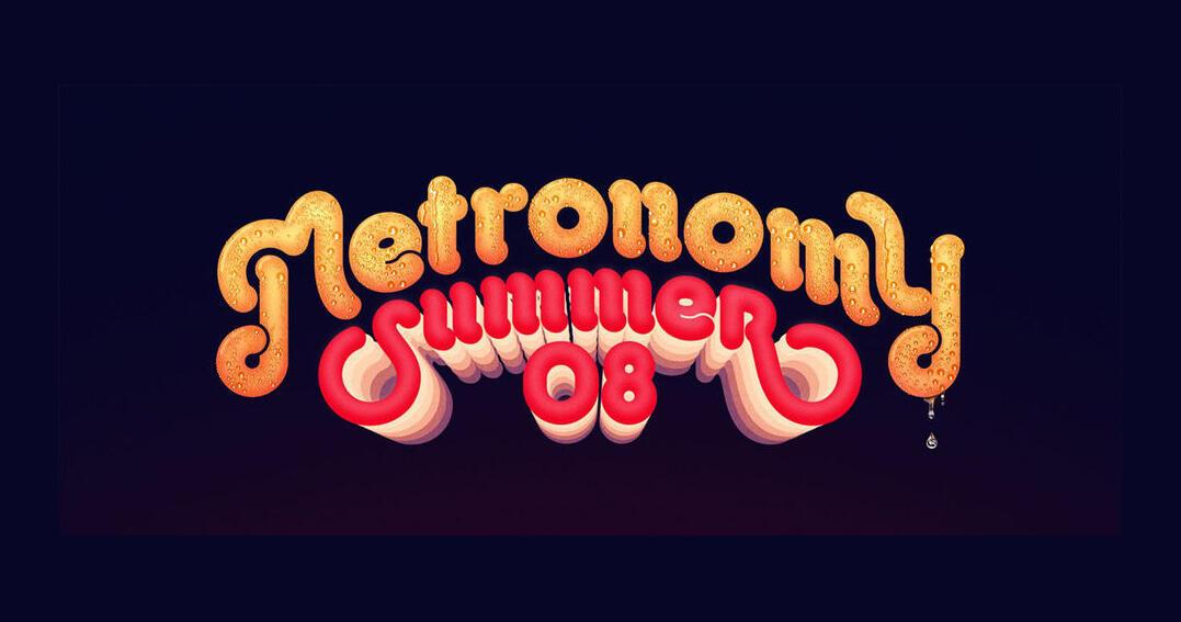 Summer 08, l'album de Metronomy.