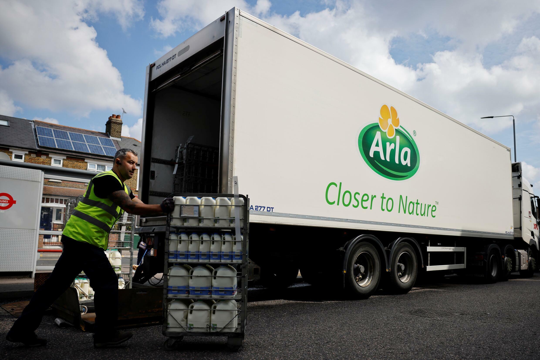 Las nuevas reglas migratorias post Brexit reservan las visas de trabajo a las personas más calificadas, lo que excluye a los conductores de camiones