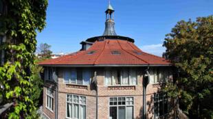 La Rotonde, fondation La Ruche-Seydoux.