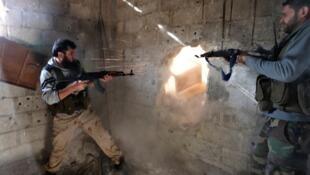 Waasi nchini Syria