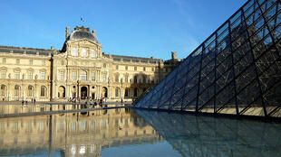 Museu do Louvre de Paris.