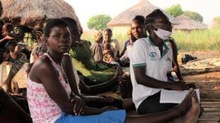 Ouganda - Ancien enfant soldat - Village - LRA