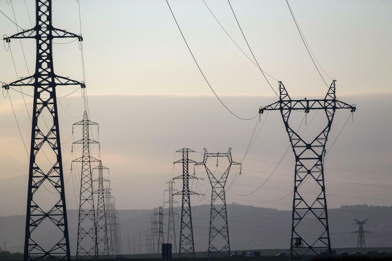 斯特拉斯堡一處高壓電纜田