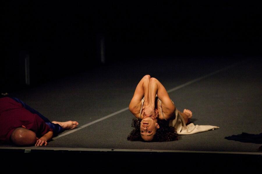 Vertigo dance company спектакль Reshimo