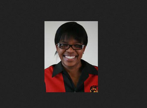 Zingiswa Losi, présidente du Cosatu, la puissante fédération syndicale sud-africaine (capture d'écran).