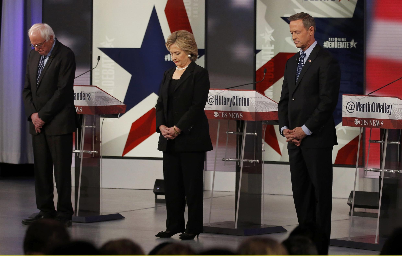Bernie Sanders aendelea kutimuana vumbi na Hillary Clinton, wote kutoka chama cha Democratic, katika kura za mchujo