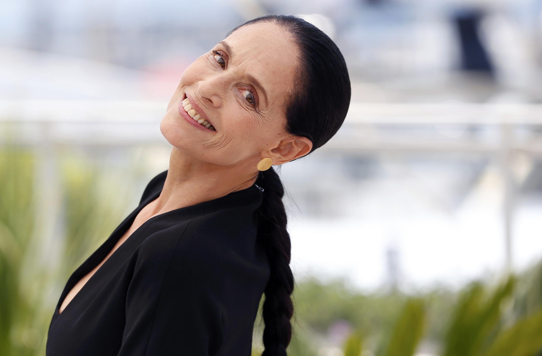 Соня Брана, актриса фильма «Водолей» («Aquarius»), который представлял в конкурсе Бразилию