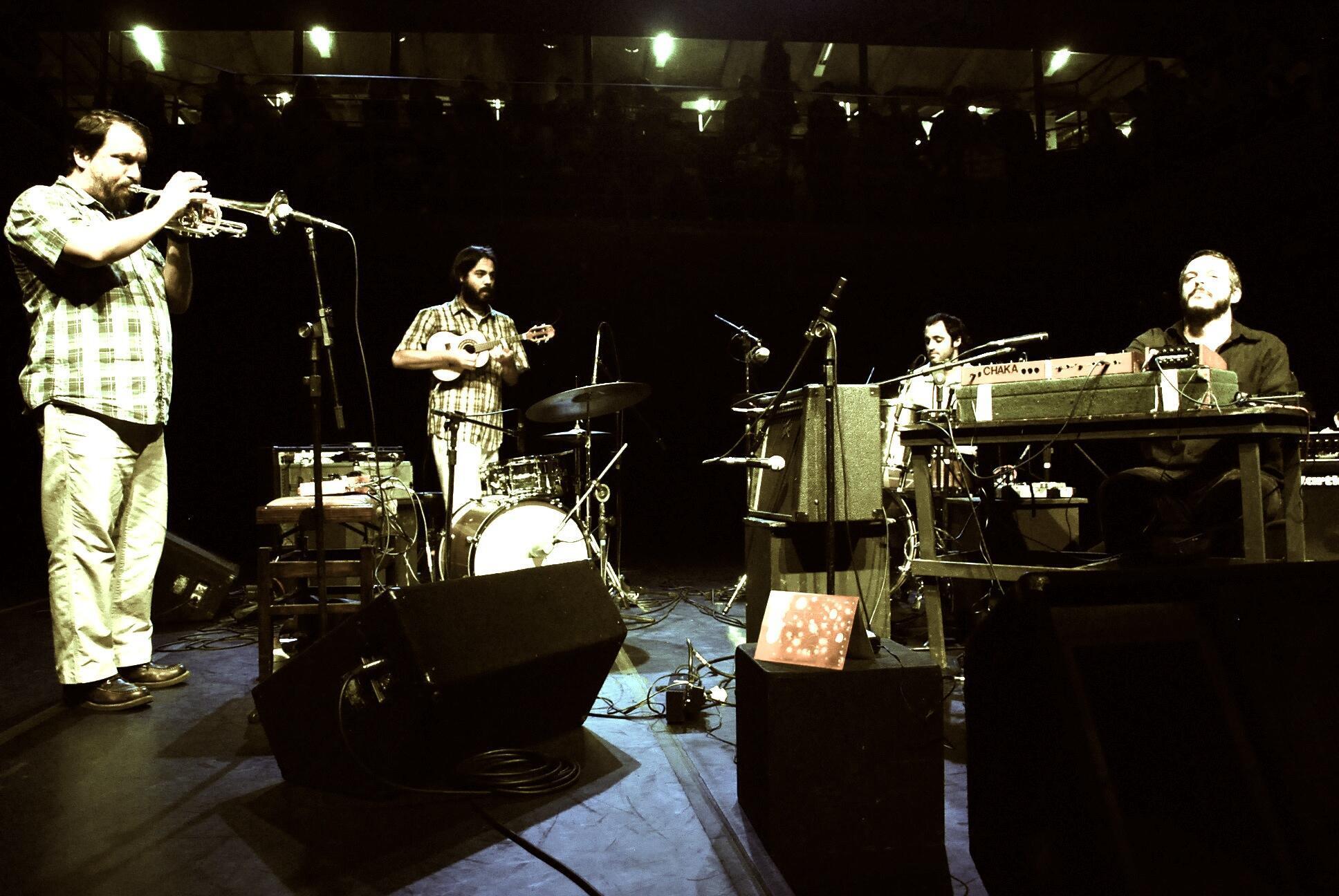 Rob Mazurek e o SP Underground se apresentam em abril em Paris.