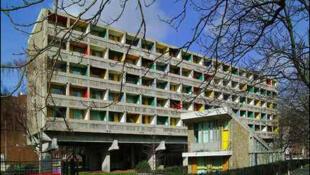 A Casa do Brasil, na Cité universitaire internationale de Paris.