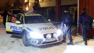 Polícia prendeu suposto terrorista na Suécia