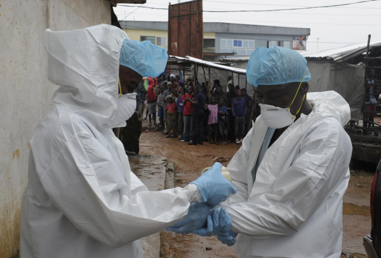 Jitihada za kupambana dhidi ya Virusi vya Ebola zinaendelea nchini Liberia.