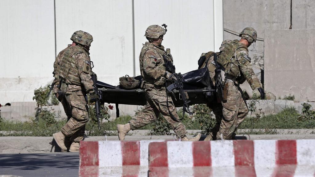 shambulio la kujitoa mhanga laua wanajeshi 3 wa kikosi cha Nato nchini Afghanistan, Isaf.