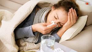 علائم بیماری سرماخوردگی ممکن است از هفت روز تا سه هفته بطول بیانجامد