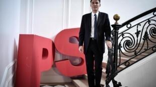 Olivier Faure, premier secrétaire du Parti socialiste.