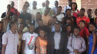 Le club RFI Gisenyi au Rwanda.