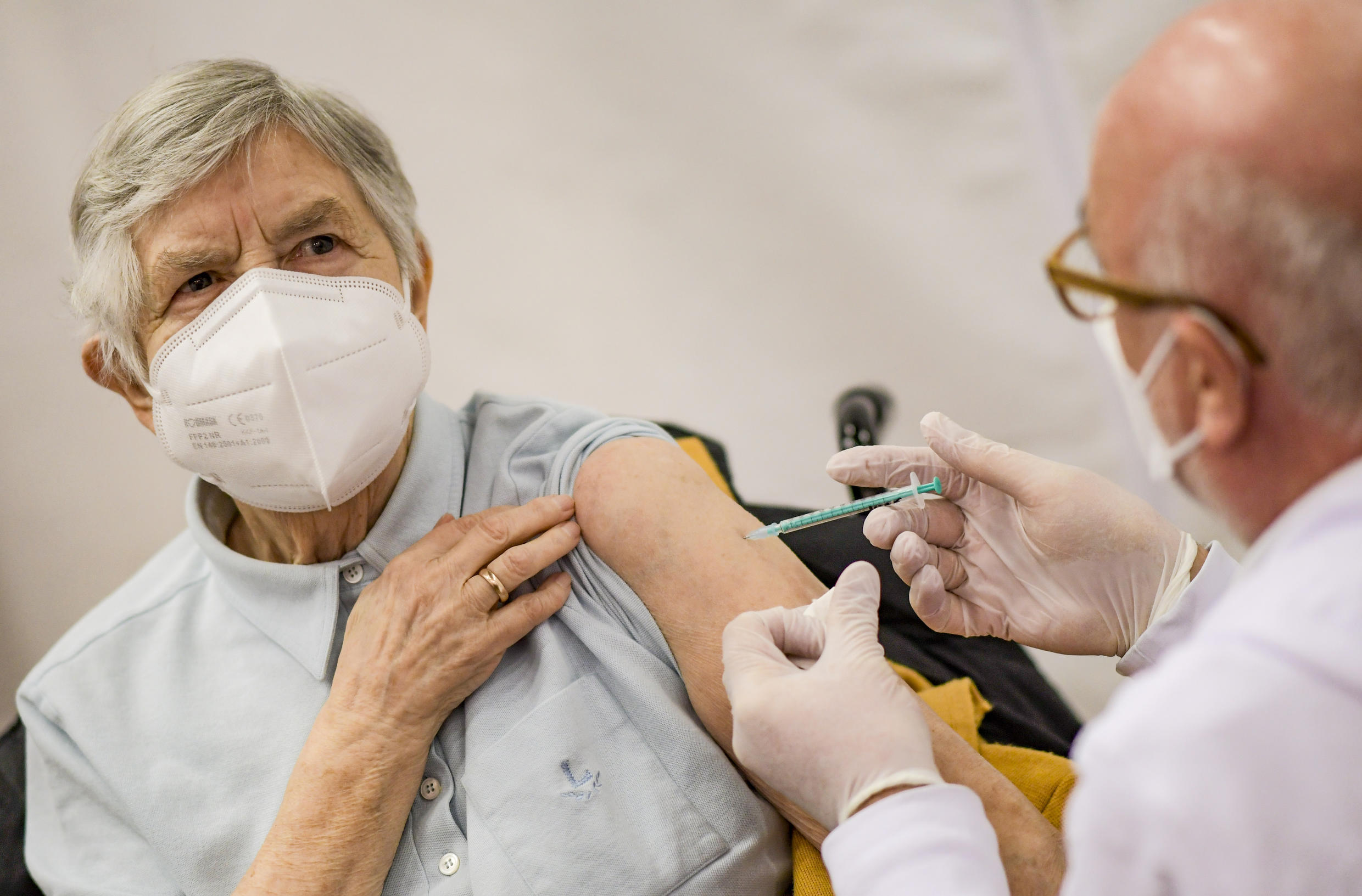 Allemagne - Vaccination